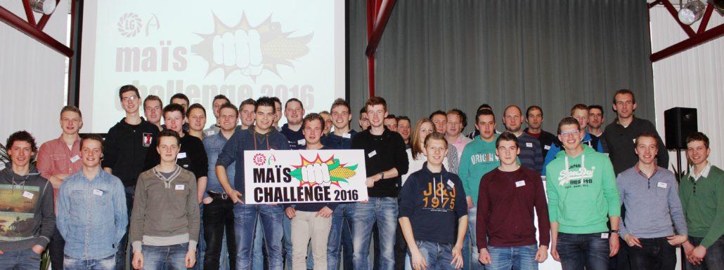 deelnemers MaisChallenge 2016