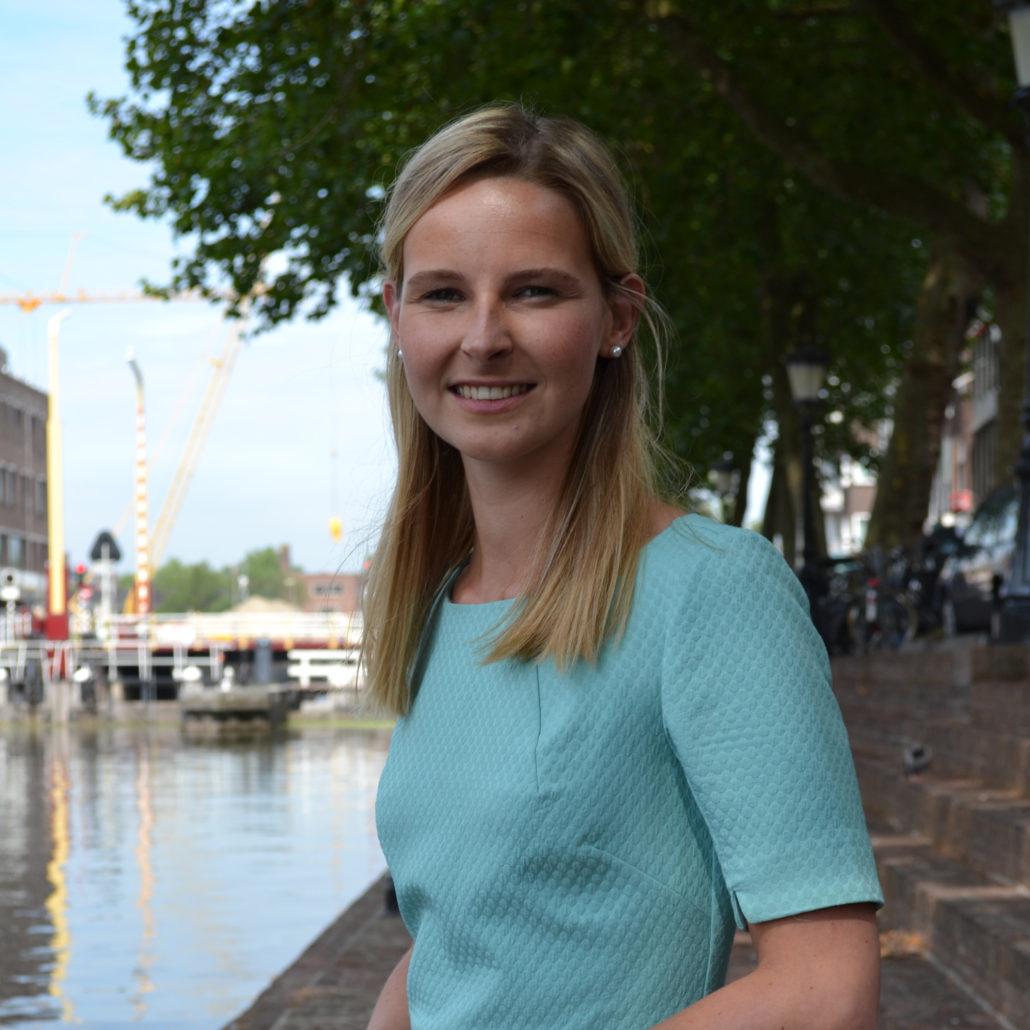 Iris Bouwers vicevoorzitter CEJA